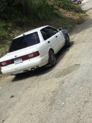1993 B131year Back Licnese An Need Some Body Work