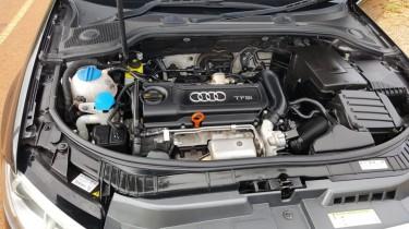 2010 Audi A3 S-line