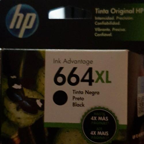 Original Hp 664 Printer Ink