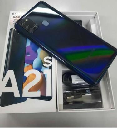 BNIB Samsung Galaxy A21 (64 Gigs)