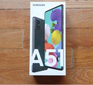 BNIB Samsung Galaxy A51 (128 Gigs)