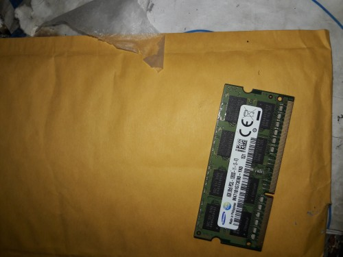 8GB 10600mhz DDR3 12800s Laptop Memory