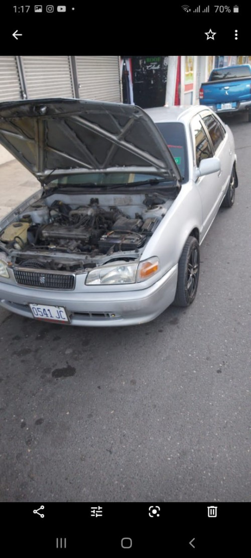 1999 Toyota Sprinter
