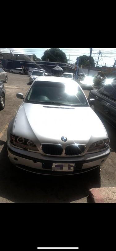 2002 BMW E46 318i