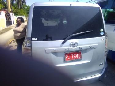 2008 Toyota Voxy