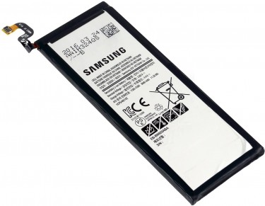 Samsung Galaxy Note 5 Motherboard And Battery