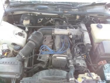 1992 Mark 2 Car