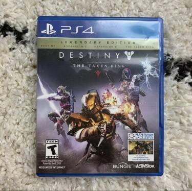 Destiny The Taken King (Legendary Edition)