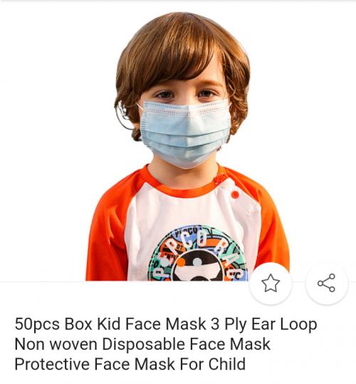 Hanes® Reusable Cotton Face Mask, Black, 10/Pack