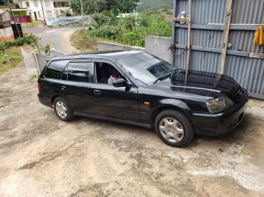 Honda Wagon