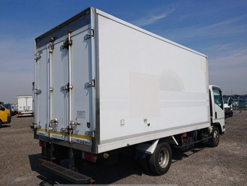 2015 7 Ton  Isuzu Double Freezer Automatic Tiptron