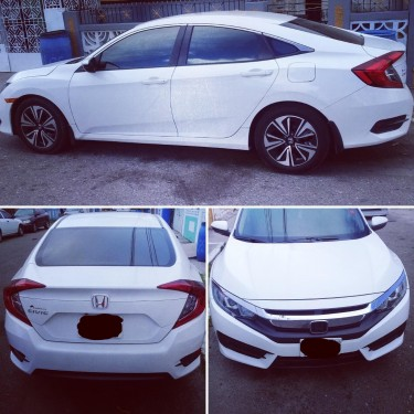 2016 Honda Civic Cars Spanish Town, St. Catherine