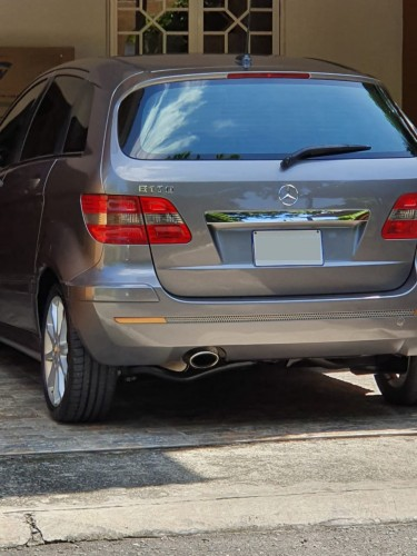 2007 Benz B170 In Great Condition