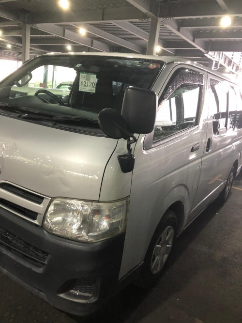 2011 Toyota  Hiace Newly Imported For Sale