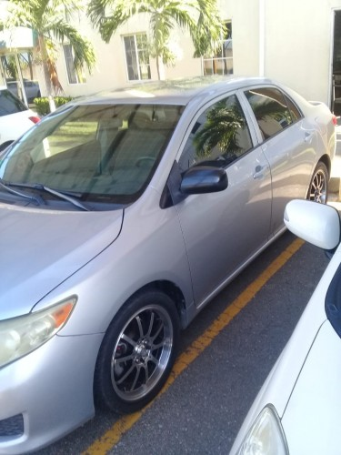 2009 Toyota Corolla Left Hand Dive