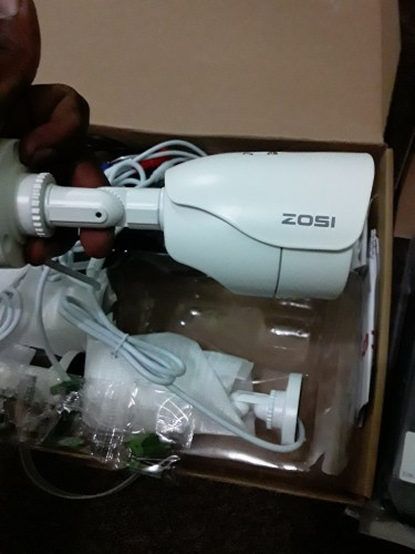 Zosi Security  Cameras  System