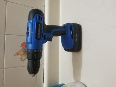 Cordless Hammer Drill/Driver