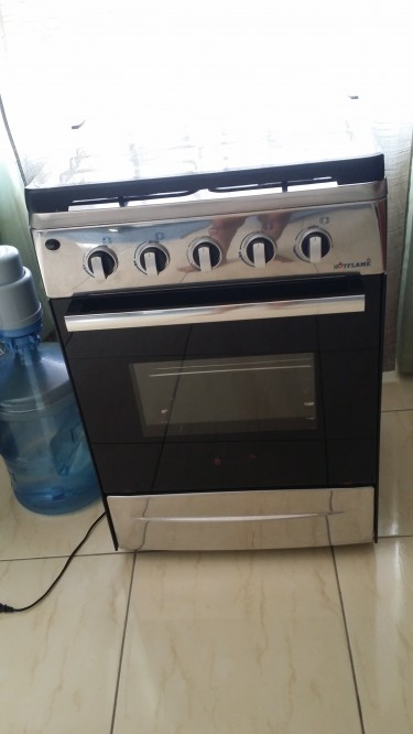 30 Inch Gas Stove