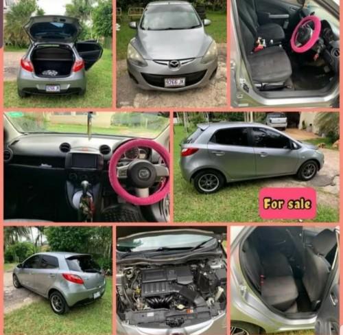 2012 Mazda Demo
