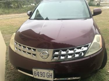NISSAN MURANO (low Mileages)