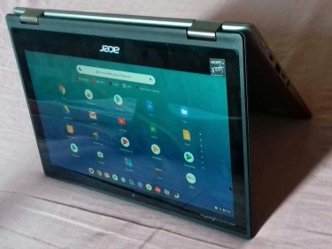 ACER Spin11 ChromeBook-Foldable-like New