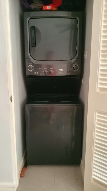 Mabe Washer & Dryer Combo For Sale