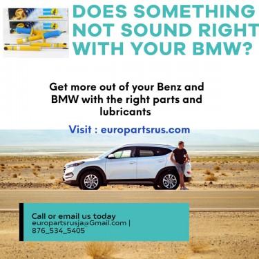 BMW Parts @ Europartsrus.com