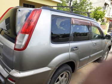 2002 Nissan XTrail