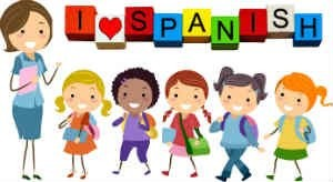 Spanish Learning  For Children Ages 5-10