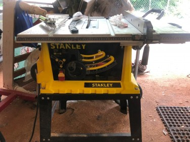 Table Saw 10inch Stanley
