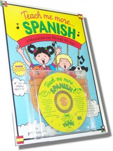 Spanish Classes For Ages 5-10