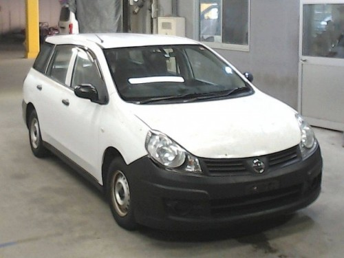 2014 Nissan  Ad  Wagon Just Imported For Sale