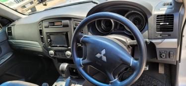 2007 Mitsubishi Pajero Gls
