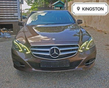 2014 Mercedes Benz E400 Newly Imported