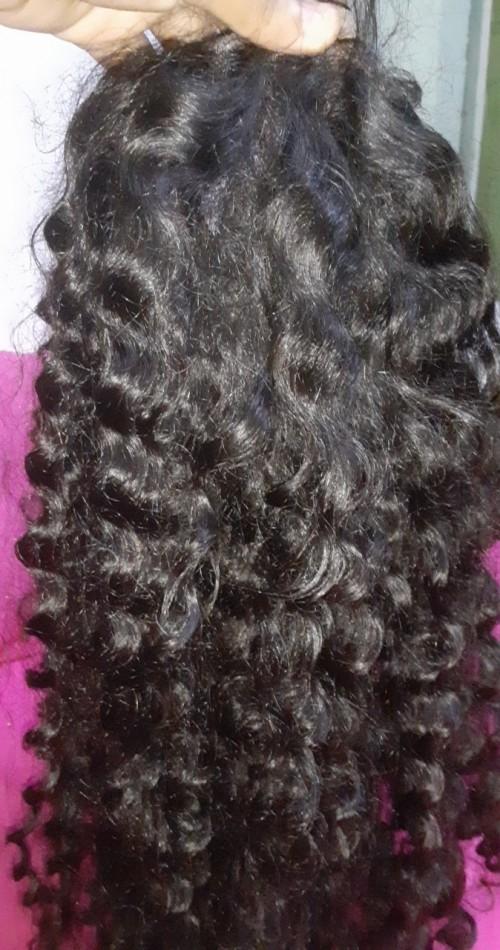 24 Inch Deep Wave Frontal Wig