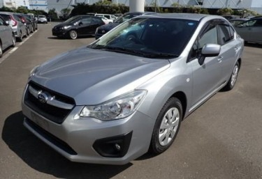 2013 Subaru Impreza G4 For Sale