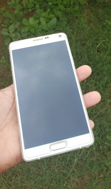 Samsung Galaxy Note 4 32gb No Fault