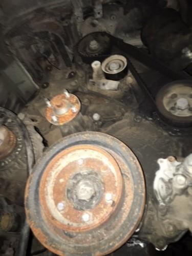 1 HZ Toyota Coaster Engine / Gearbox/ Diff