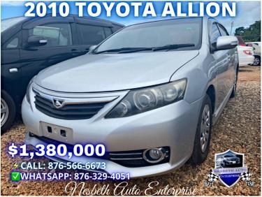 2010 Toyota Allion