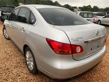 2011 Nissan Bluebird Sylphy