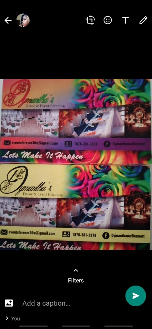 Decor And Event Planning Services