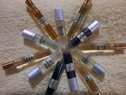 Perfumes Oils Retail