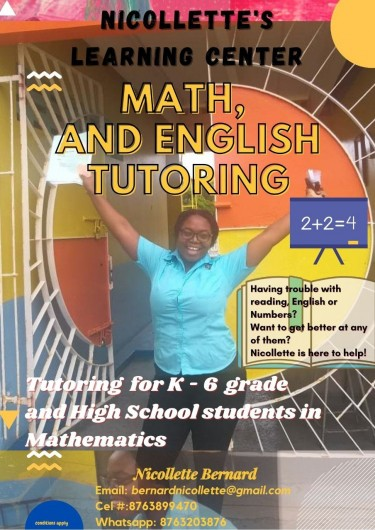 MATHS AND ENGLISH ONLINE TUTORING SERVICE