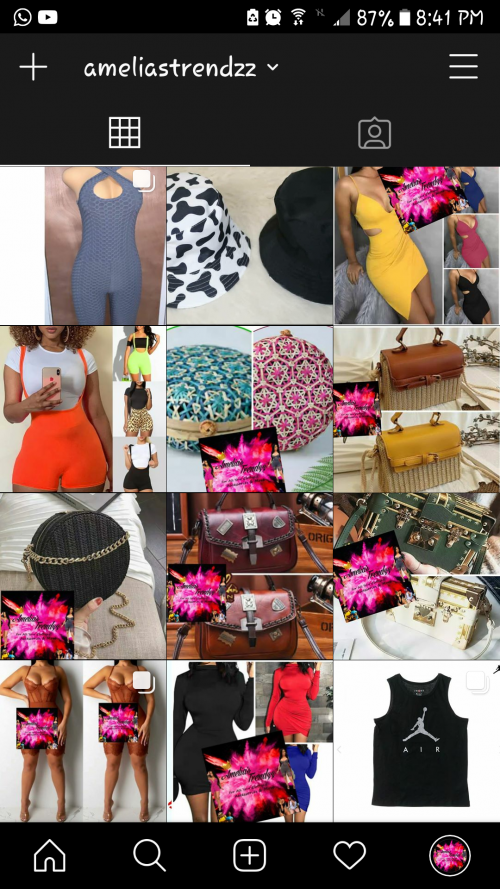 Hand Bags And Trending Outfit