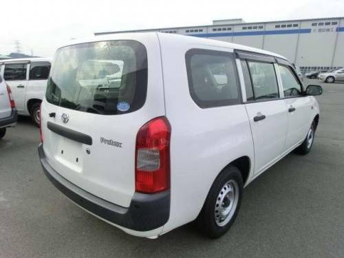 Toyota Probox For Sale Excited Conitdon 2014