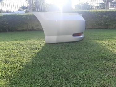 Nissan Y12 Rear Bumper