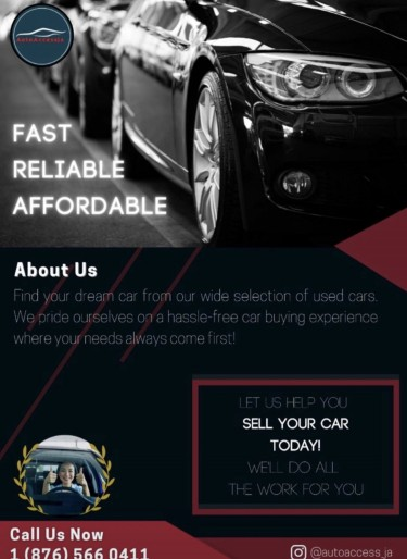Advertise Your Vehicle With Us