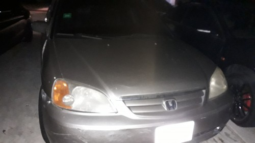 2001 HONDA CIVIC LHD FOR SALE IN PORTMORE 390K