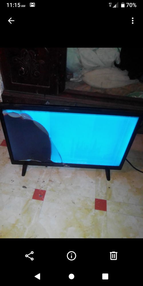 Tv Imperial 22inc Want A Screen Trade For A Game S