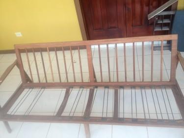 3 Piece Wooden Settee Frame Set